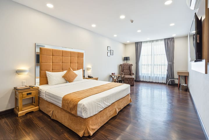 32 m2 Room★FREE room services★City Center★D3