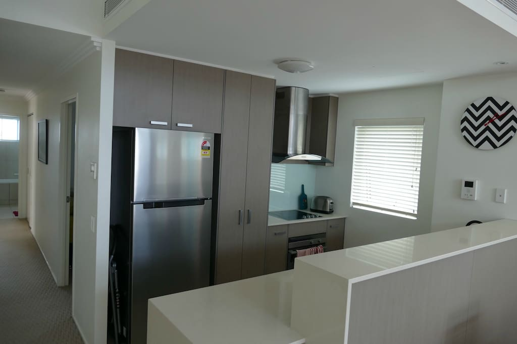 Fully Self Contained Kitchen with modern appliances