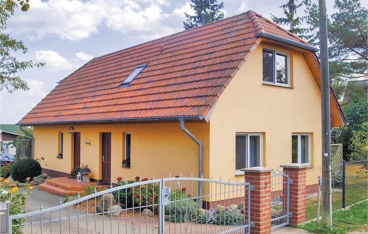 Holiday apartment with 1 bedroom on 45m² in Usedom