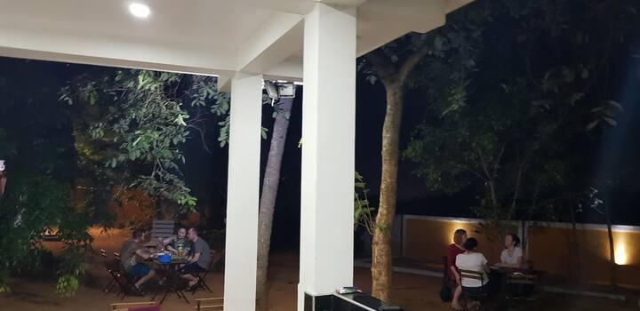 The Calm Cabana