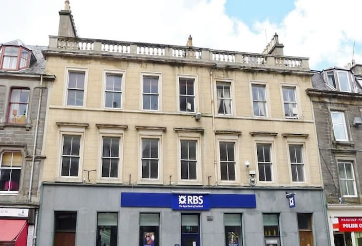 Two Storey Self Catering Apartment - Hawick
