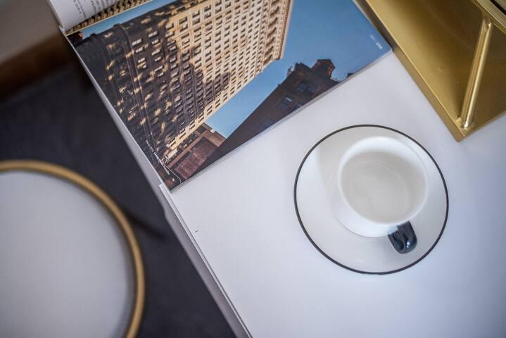 【昂·太古里的家】太古里&春熙路&IFS&天府广场&宽窄巷子&东门码头&双地铁&温馨二居