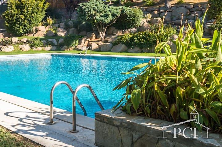 Ref.sc90b Sol Pins Mestral 4º shared pool, Tamariu - Palafrugell - Apartment