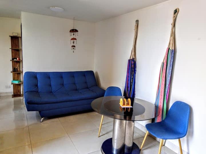 Apartamento central en  Medellín