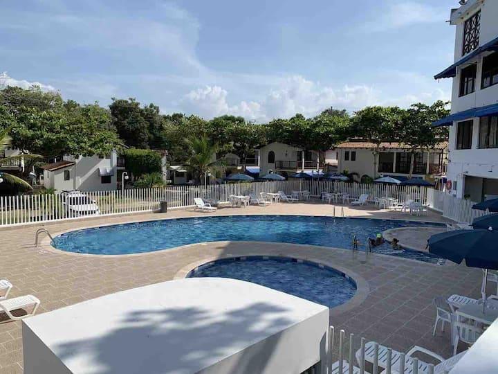 Apartamento en la Playa de Coveñas- Tolu