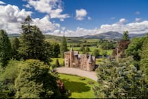 Scottish Contemporary Baronial Castle - sleeps 24+
