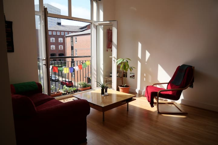 Tranquil stay in the heart of Birmingham