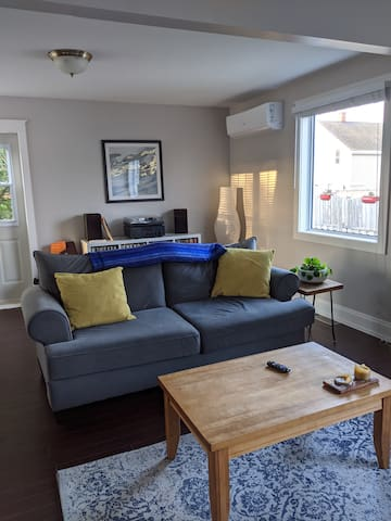 Bright and Spacious Home in Downtown Charlottetown