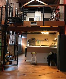 3 story loft downtown Atlanta. - Atlanta - Apartment