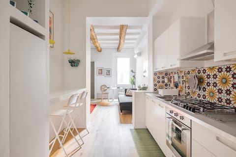 Cozy Studio Apartment Broccaindosso