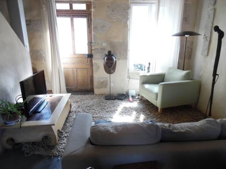 Chambre au coeur des châteaux  du Val de Loire