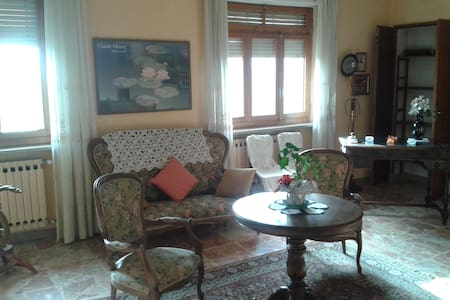 appartamento in casa privata con giardino - Pinasca
