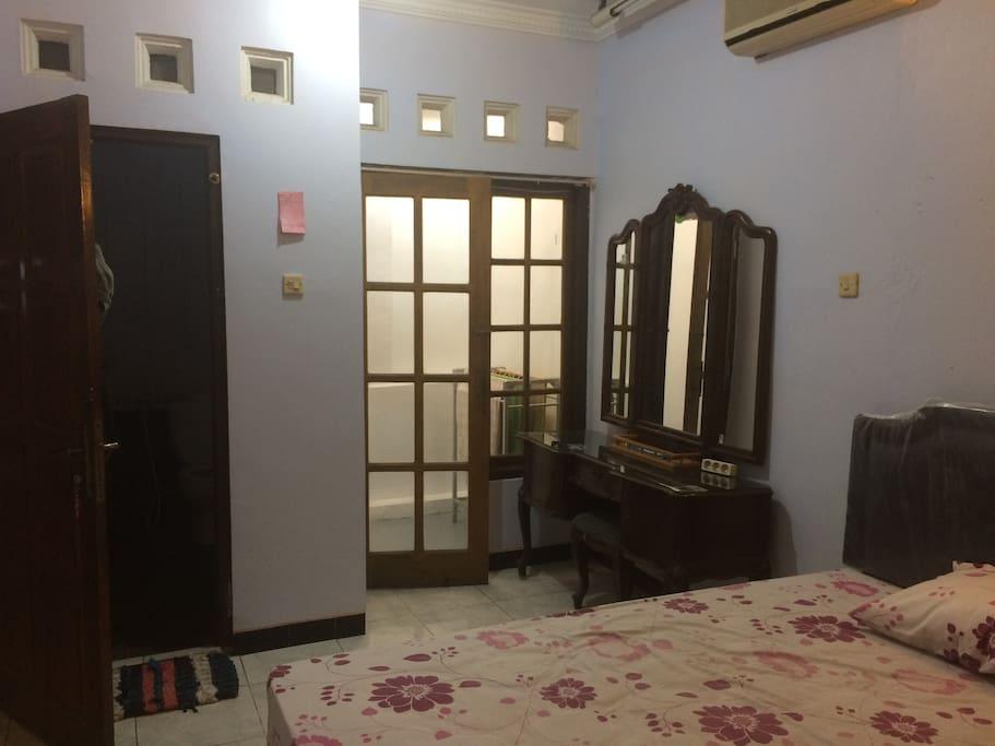 Room 03 + Private Bathroom + Water Heater