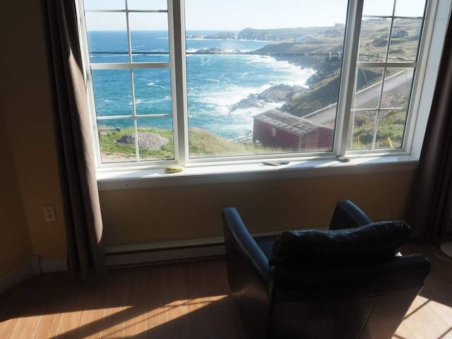 Harbour View Master Suite in Historic Grates Cove