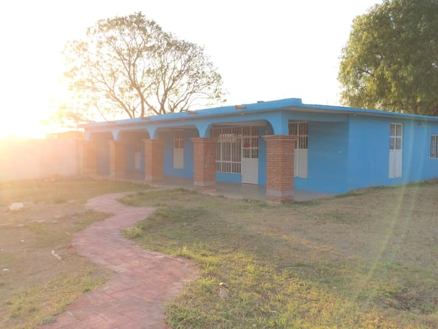 Casa Azul - Oaxaca