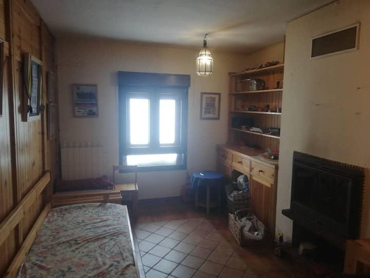 Apartamento acogedor en la Estación de Pajares