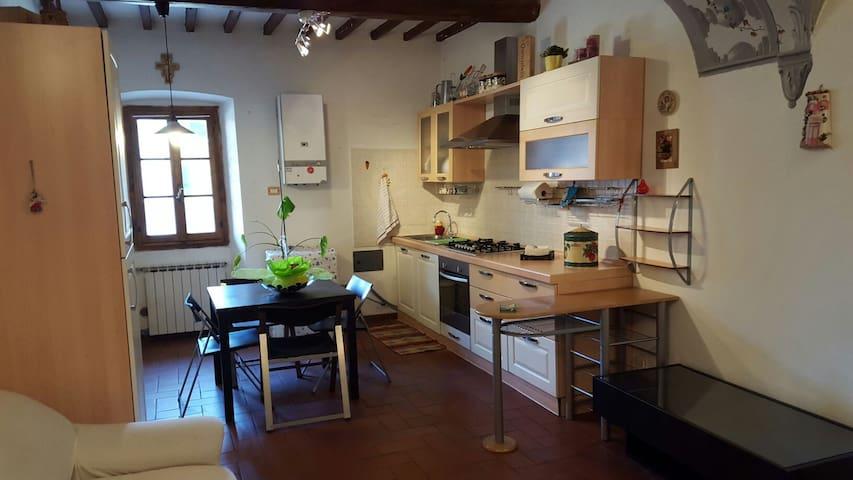Arte tranquillità 20min da Firenze - Figline Valdarno - Huoneisto