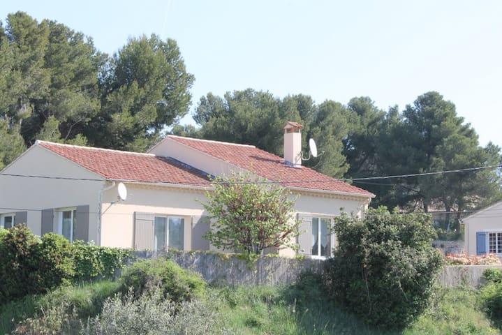 VILLA SUZETTE - Orgon - Villa