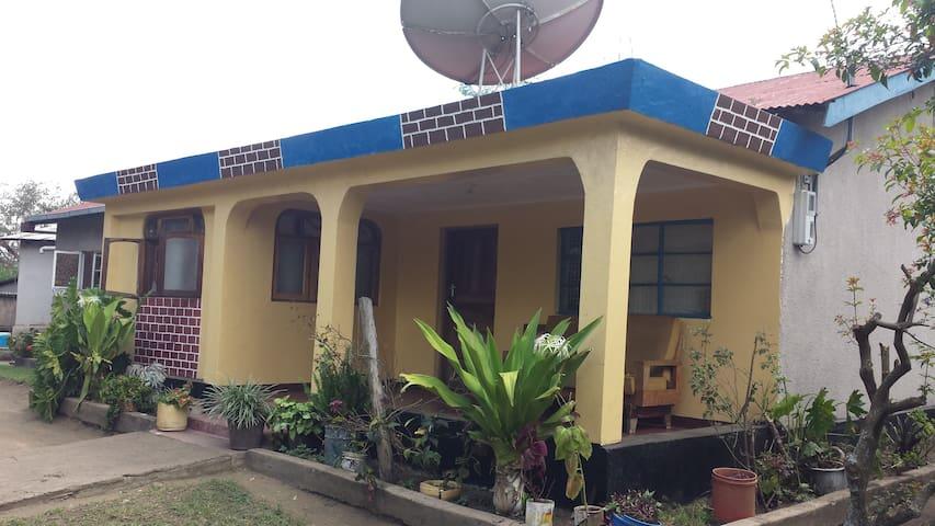 Amulikwa's Home & Camping site