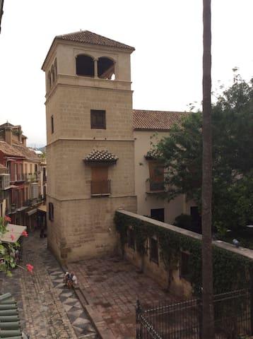 Apartamento Málaga centro histórico con WIFI - Málaga - Lejlighed