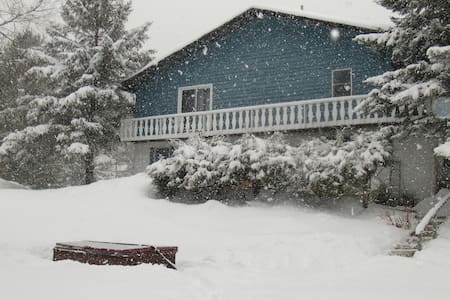 Bear's Lair Inn- Private Room with 1 Queen Bed - Stowe - Bed & Breakfast