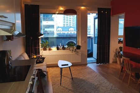 New two room flat including sauna close to central