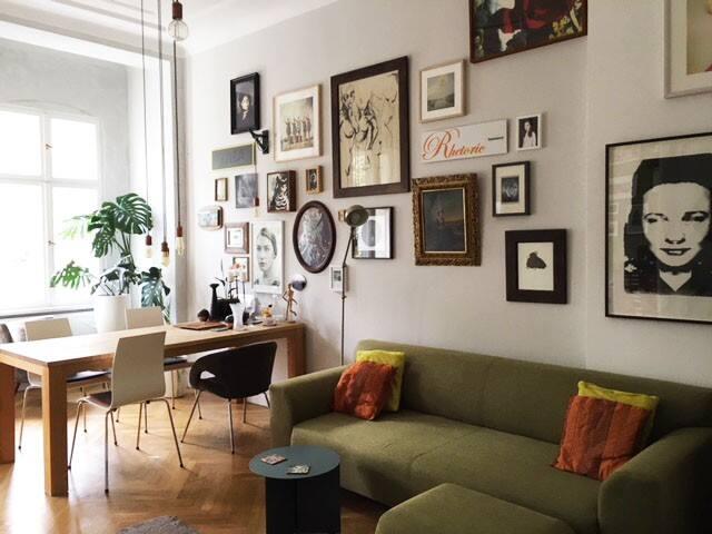 Amazing contemporary bright flat in Neukölln