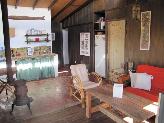 Confortable y acogedora casa. La Pedrera, Rocha - La Pedrera - Σπίτι