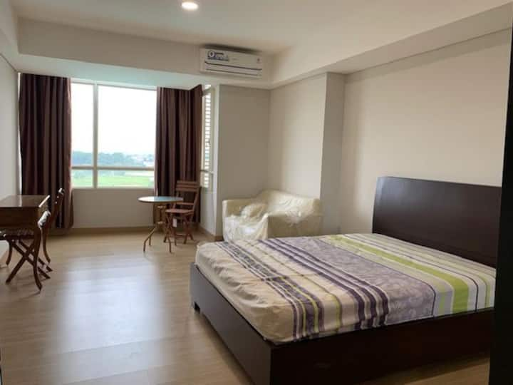 Skandinavia Apartment Tangcity Mall Near Golf Toll