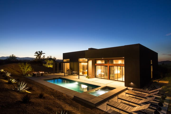 M-House, Joshua Tree