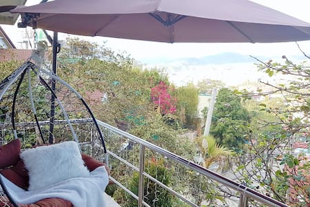 1Br Apt: Amazing View of Baguio, near Burnham Park