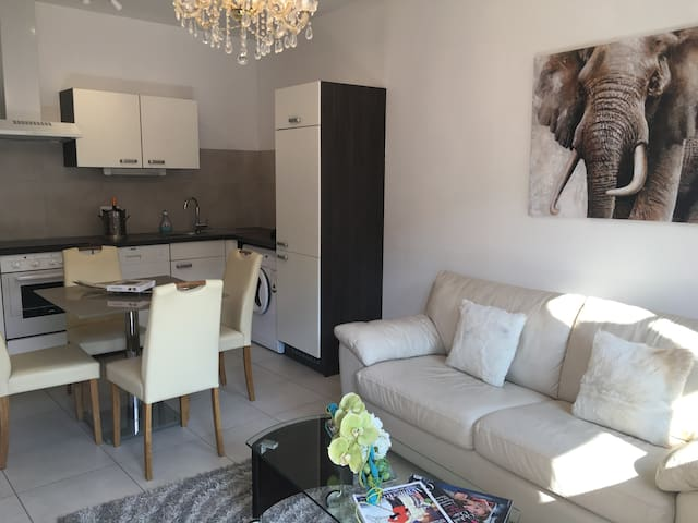 Instyle Residences, (Himberg), Deluxe Appartement 42/8, 53qm, 1 Schlafzimmer, max. 4 Personen