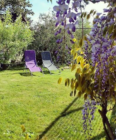 casa nel verde - Appiano Gentile - Lägenhet
