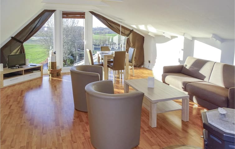 Holiday apartment with 1 bedroom on 52m² in Steinberg