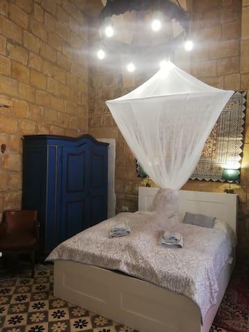 Bedroom 2: Bedroom on ground floor level