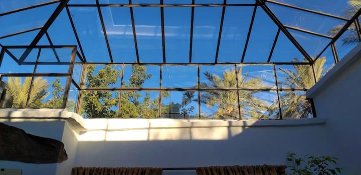 ASTREOS, un lieu unique entre ciel et jardin