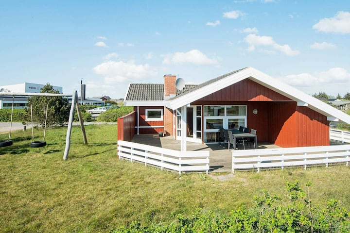 Lovely Holiday Home in Rømø with Sauna