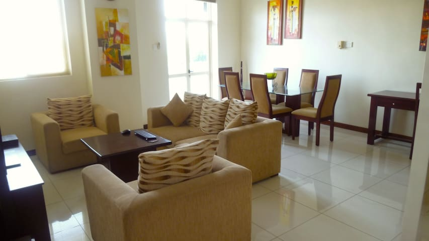 Havelock Town 2BR Apartment - Colombo - Wohnung
