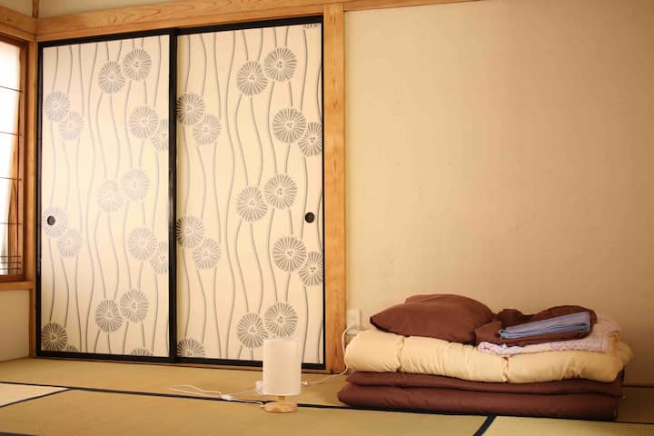 AMARUME GUESTHOUSE MOKKEHOUSE Room 1