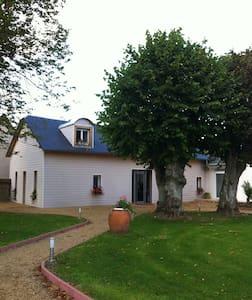 le petit manoir chambres d'hôtes (suite parentale) - Farceaux - Gæstehus