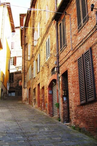 Cosy apartment in Siena old town - Siena