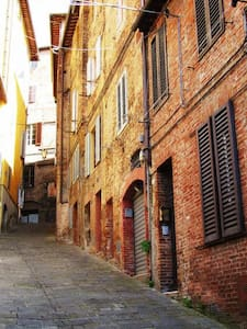 Cosy apartment in Siena old town - Siena - Lägenhet