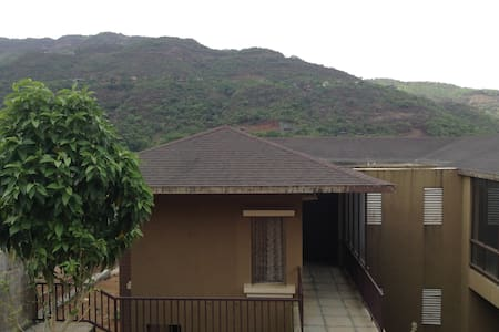 3 Bedroom Luxurious Villa with Hill and Lake View - Lavasa