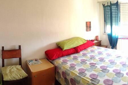 Centrica habit. doble y gran piso - Bed & Breakfast