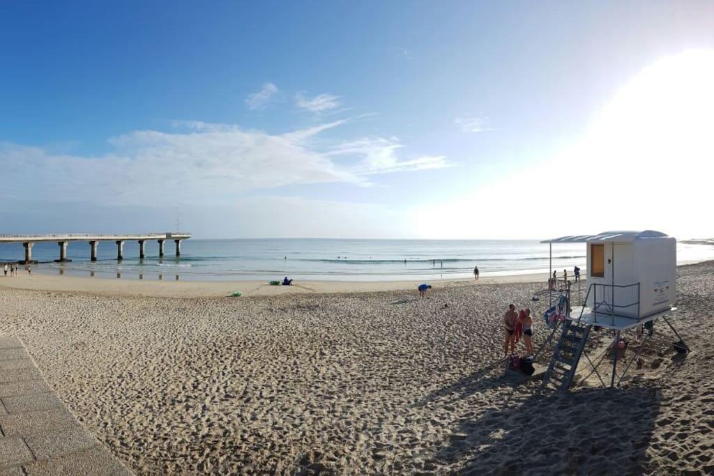 Summerstrand beachfront photo