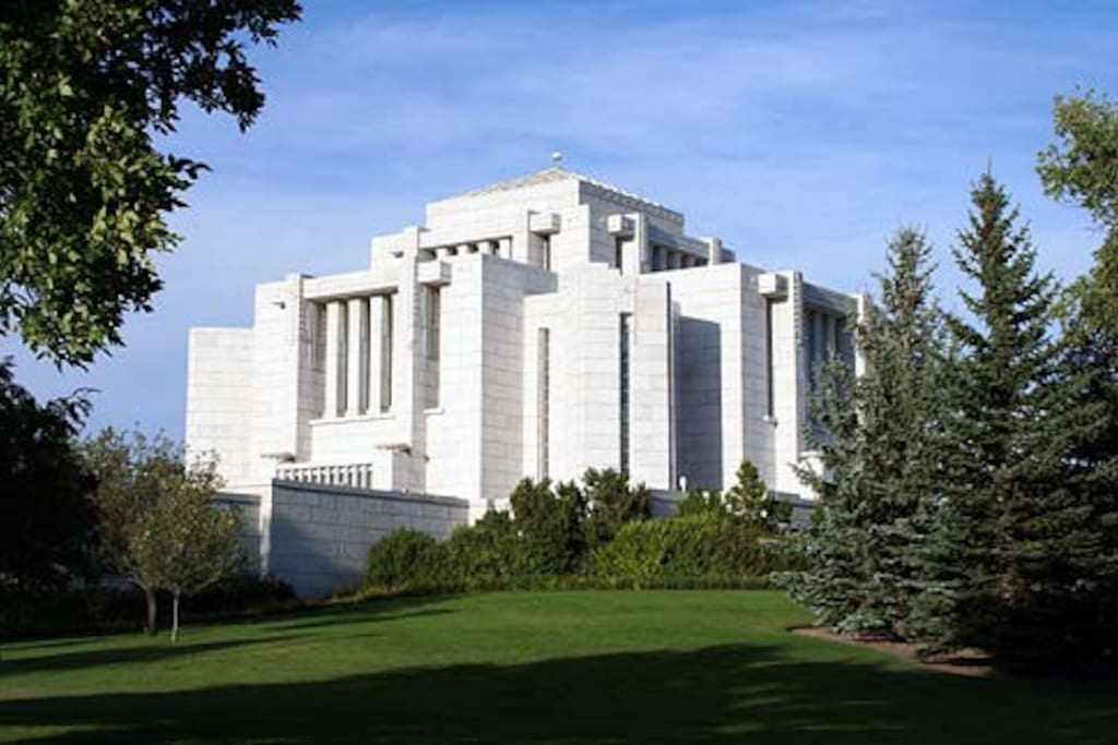 Cardston LDS Temple