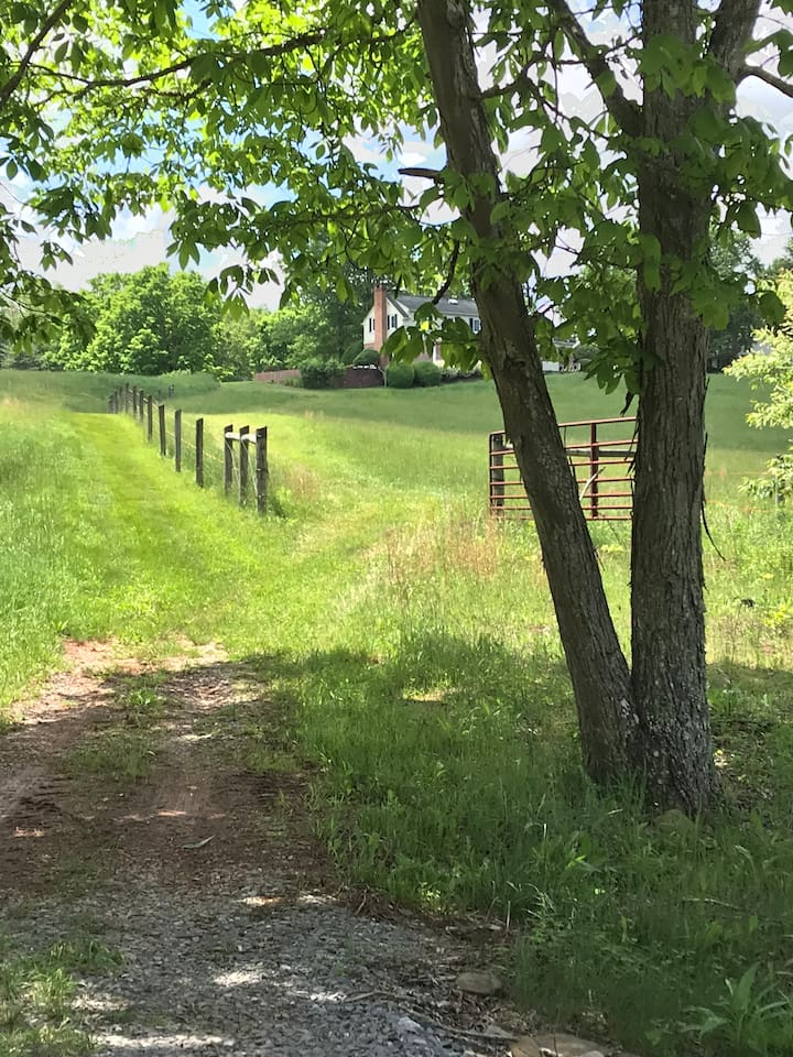 Mayre's Mile Trail