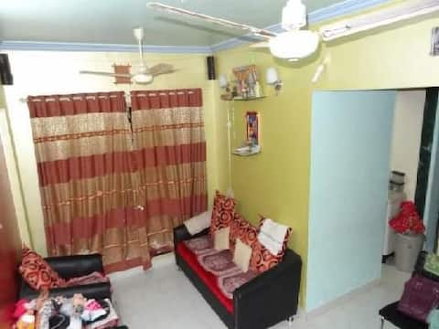 Grand 2BHK@Rs960 p.day.Couple friendly. Nallasopar