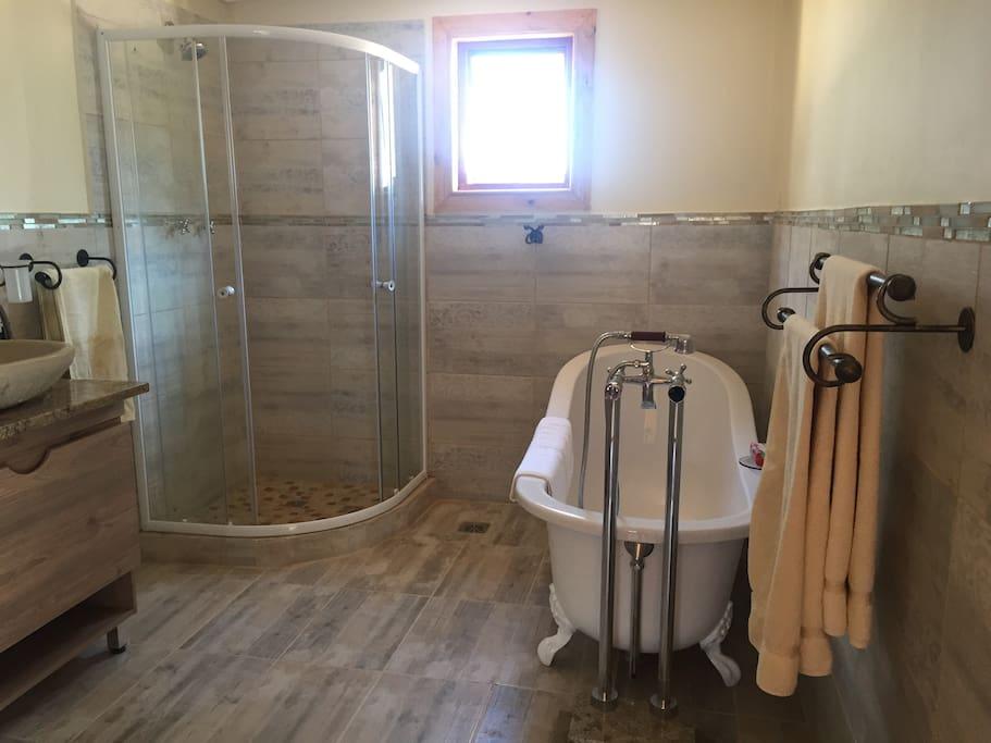 Toilette Suite Rustica