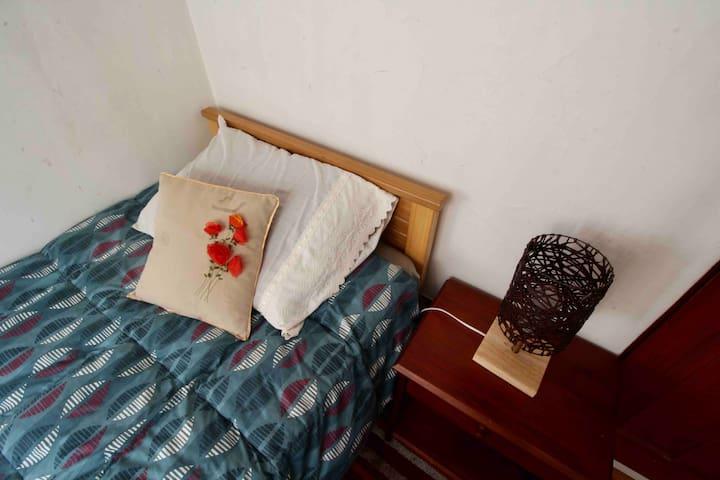 Cómoda habitación a 2 cuadras de metro Ñuñoa